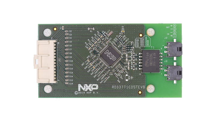 Evaluation Board for MC33771C BCC with Isolated Daisy Chain Communication thumbnail