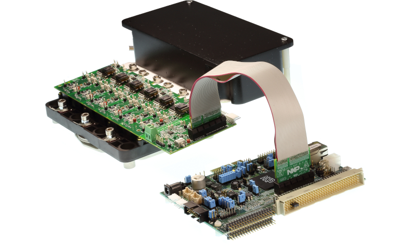 IGBT/SiC Power Gate Drive board Reference Design featuring GD3100 GDIC thumbnail
