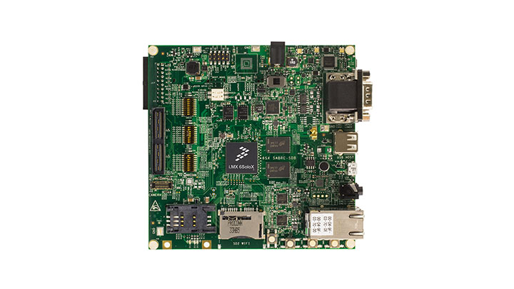 SABRE Board for Smart Devices Based on the i.MX 6SoloX Applications Processors thumbnail