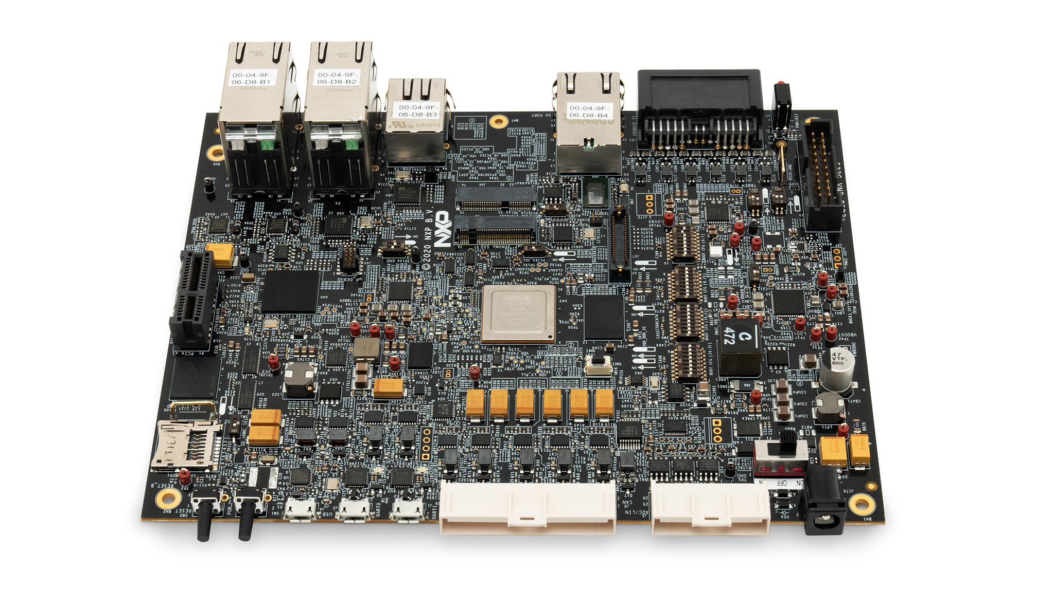 S32G Reference Design 2 for Vehicle Network Processing thumbnail
