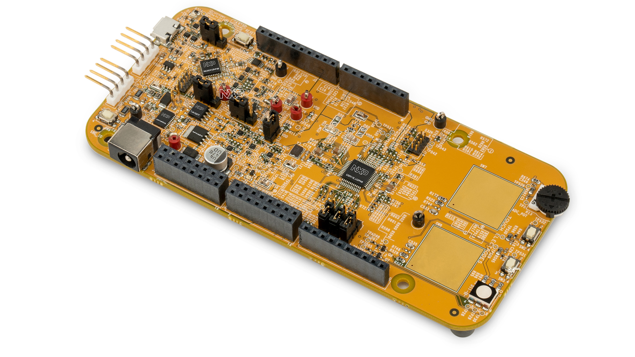 S32K116 Evaluation Boards for General Purpose thumbnail