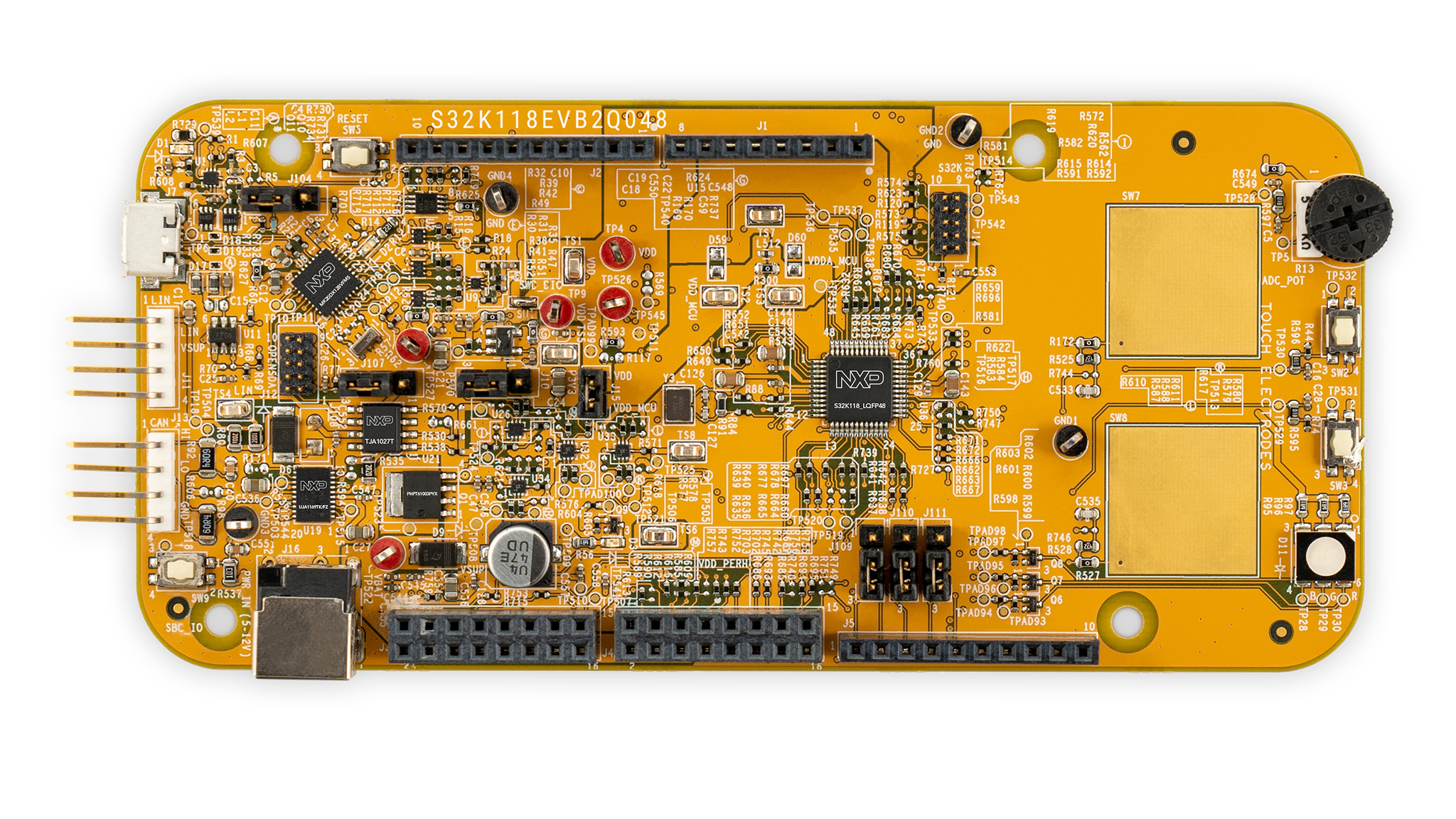 S32K118 Evaluation Board for General Purpose thumbnail