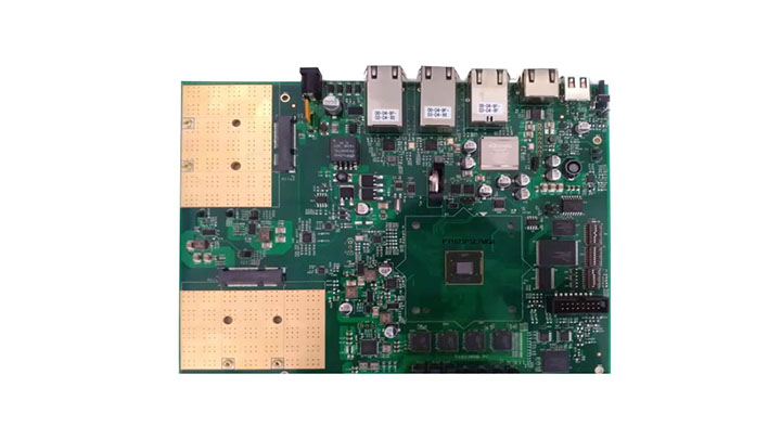 QorIQ<sup>&#174;</sup> T1023 Reference Design Board thumbnail
