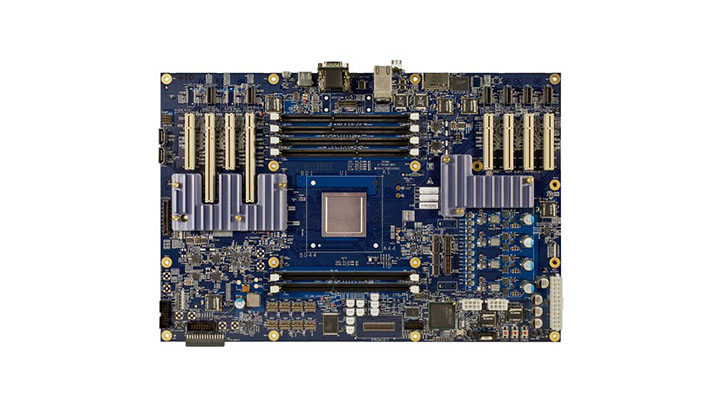 QorIQ<sup>&#174;</sup> T1024 Reference Design Board thumbnail
