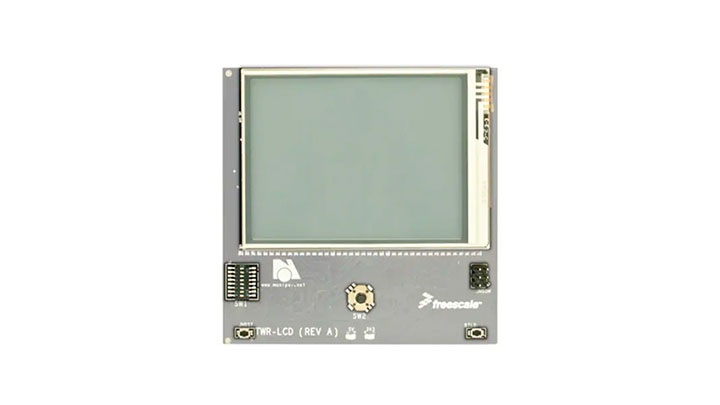 Graphical LCD Tower System Module thumbnail