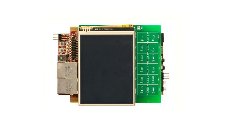 MPC830x-TLCD LCD Display Module for the TWR-MPC830x Module thumbnail