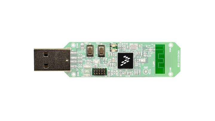 IEEE<sup>&#174;</sup> 802.15.4 Packet Sniffer USB Dongle Form Factor thumbnail