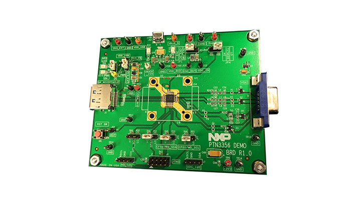 Evaluation Board for PTN3356 thumbnail