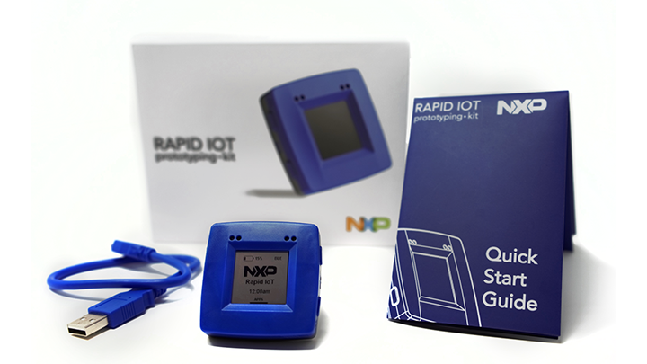NXP Rapid IoT Prototyping Kit thumbnail