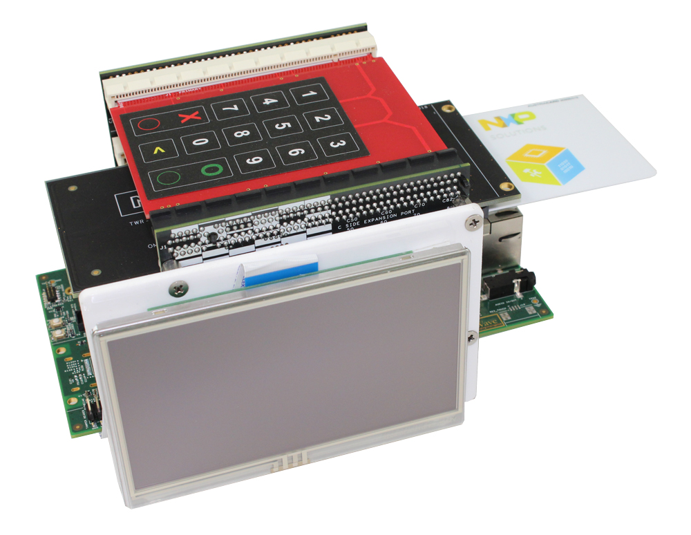 Linux Point of Sale (POS) Reader thumbnail