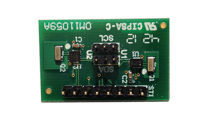 Demoboard for the I²C RTC PCF85063TP and PCF85063ATL thumbnail