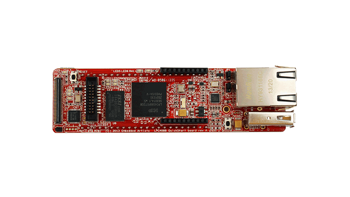 Quickstart Board for LPC4088 thumbnail