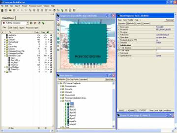 CodeWarrior<sup>&#174;</sup> Development Studio for HCS12(X) Microcontrollers (Classic IDE) v5.2 thumbnail