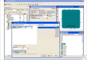 CodeWarrior<sup>&#174;</sup> Development Studio for ColdFire<sup>&#174;</sup> Architectures (Classic IDE) v7.2 thumbnail